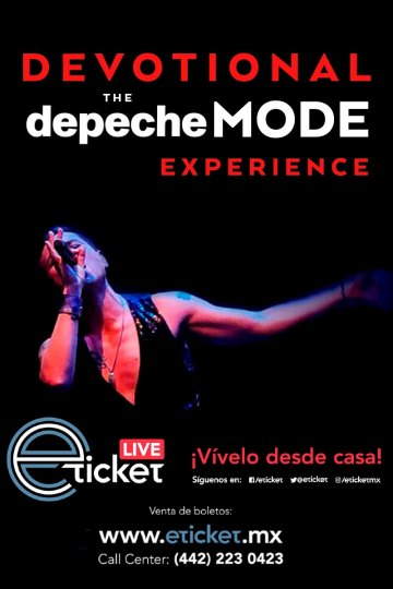 Devotional: The Depeche Mode Experience Streaming